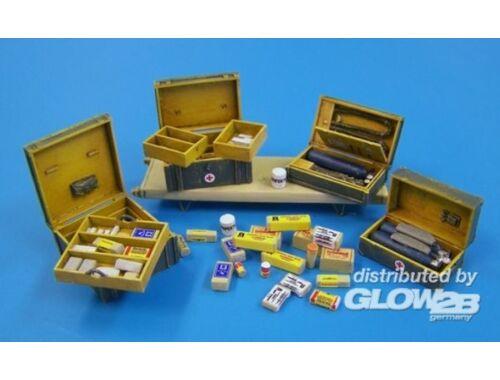 Plus Model German medical set 1:35 (434)