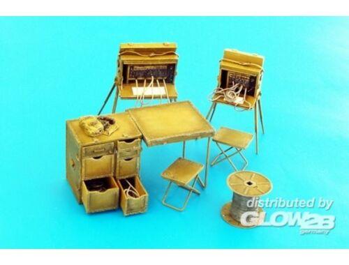Plus Model US telephone switchboard 1:35 (440)