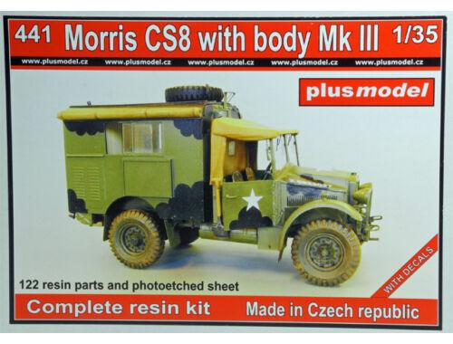 Plus Model Morris CS8 with body MK III 1:35 (441)