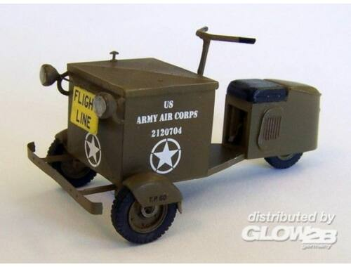 Plus Model US scooter packing delivery 1:48 (4011)
