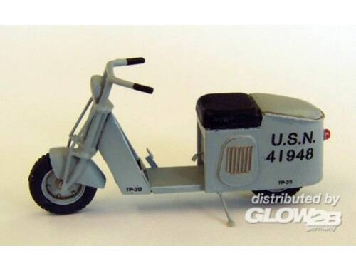 Plus Model US scooter solo 1:48 (4012)