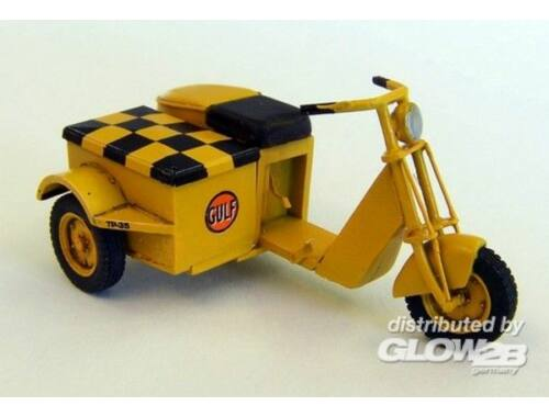 Plus Model US scooter sidecar 1:48 (4013)