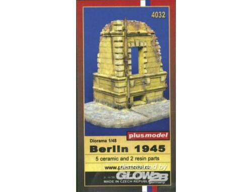 Plus Model Berlln 1945 1:48 (4032)