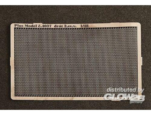 Plus Model Stacheldraht WW II 1:48 (4037)