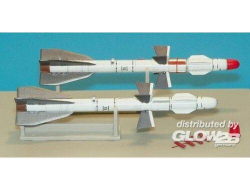 Plus Model Russian missile R-27T AA-10 Alamo-B 1:48 (AL4006)
