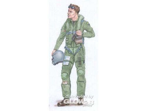 Plus Model Pilot F-16 1:48 (AL4011)