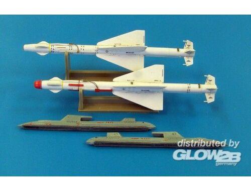 Plus Model Russian missile R-23T 1:48 (AL4020)