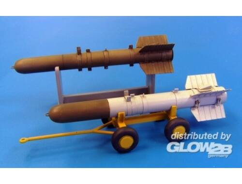 Plus Model US Missile Tiny short 1:48 (AL4031)