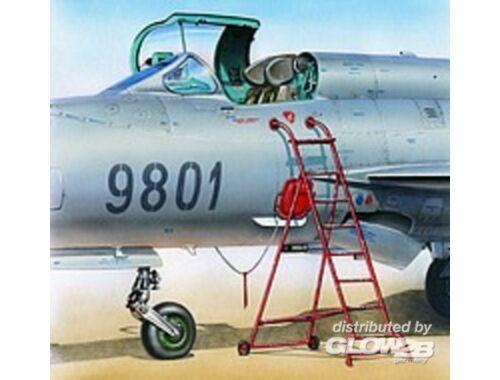 Plus Model Ladder Mig-21 1:48 (AL4037)