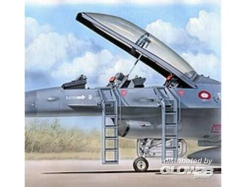 Plus Model Ladders F-16 B/D 1:48 (AL4042)