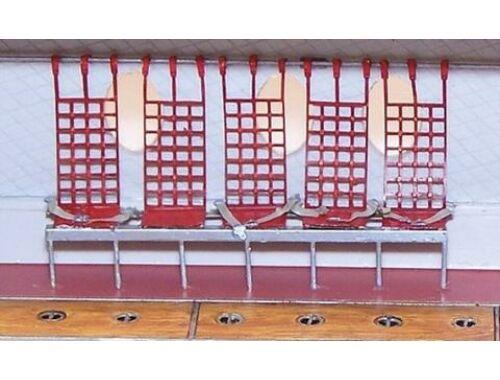 Plus Model US universal seats 1:72 (AL7004-01)