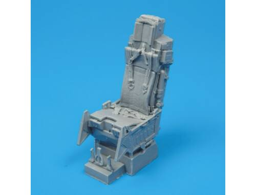 Quickboost F-16 ejection seat with safety belts 1:32 (32002)