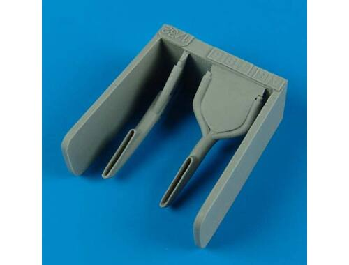 Quickboost Ar 196 exhaust for Revell 1:32 (32121)