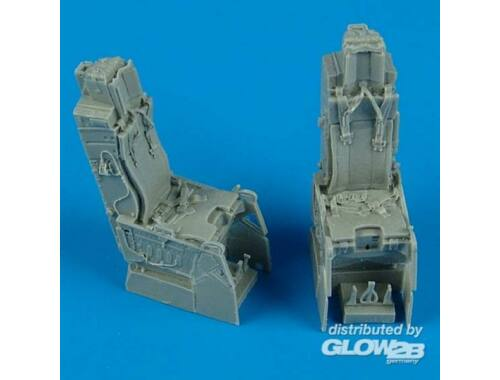 Quickboost F-15D Eagle ejection seats 1:48 (48105)