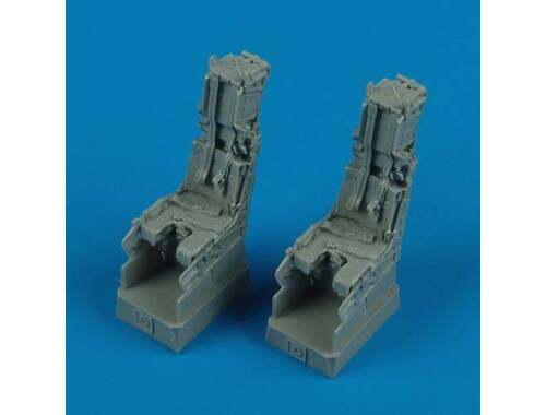 Quickboost F-14D ejection seats with safety belts 1:48 (48287)