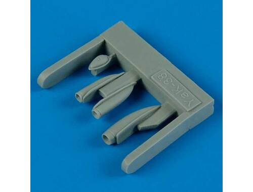 Quickboost Yak-38 Forger A air scoops for Hobby B. 1:48 (48409)