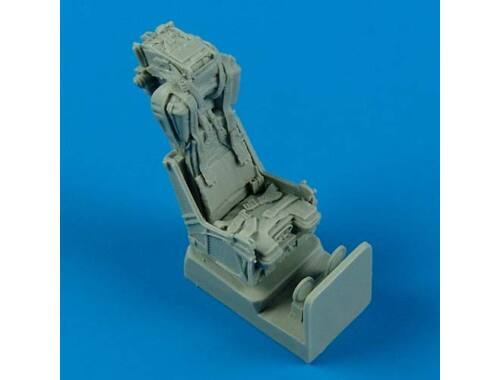 Quickboost F-8 Crusader ejection seat w. safety b. 1:48 (48501)