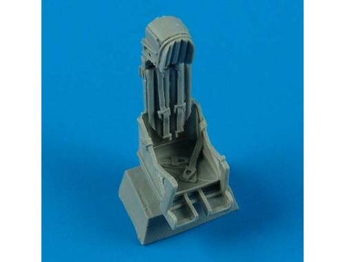 Quickboost MiG-17 ejection seat with safety belts 1:48 (48503)