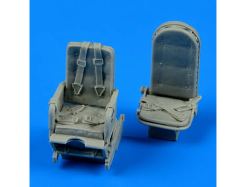 Quickboost Ju 52 seats with safety belts 1:48 (48568)