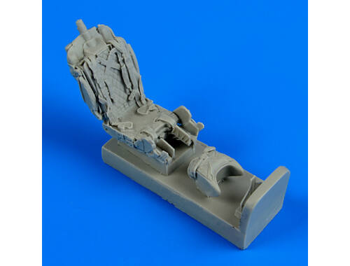 Quickboost MiG-23 Flogger ejection seat w.safety be 1:48 (48596)