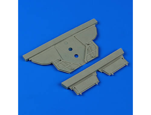 Quickboost F-101A/C Voodoo undercarriage cover f.KH 1:48 (48629)