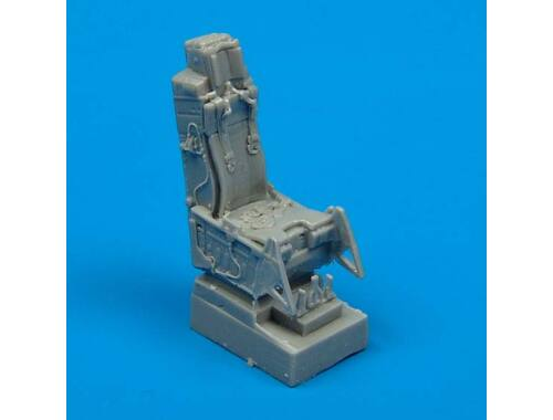 Quickboost F-16A/C ejection seat with safety belts 1:72 (72013)