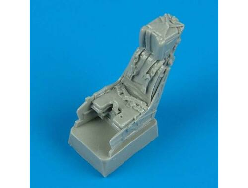 Quickboost F/A-18 Hornet Ejection Seat with safety belts 1:72 (72126)