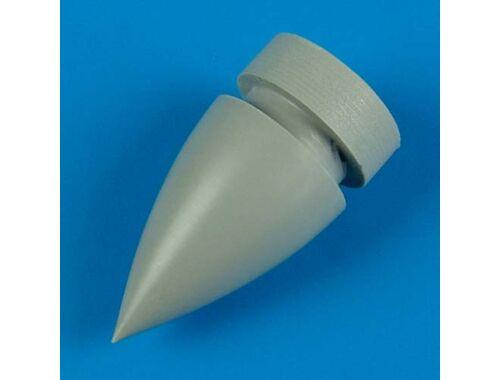 Quickboost Sea Vixen FAW.1 correct nose f.Cyber H. 1:72 (72379)