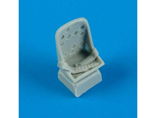 Quickboost A6M2b Zero seat with safety belts 1:72 (72396)