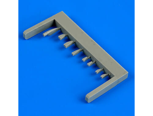 Quickboost EE Lightning air intakes for Airfix 1:72 (72454)