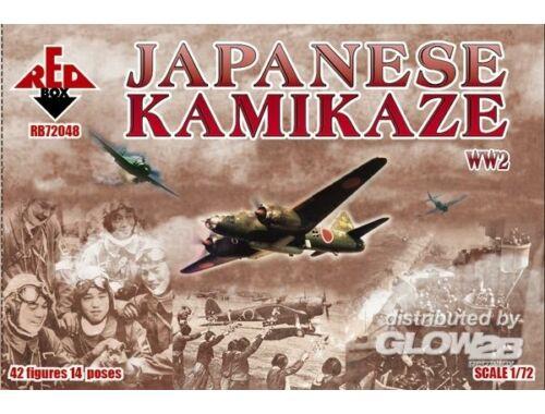 Red Box WW2 Japanese Kamikaze 1:72 (72048)