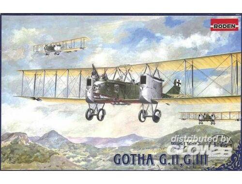 Roden Gotha G.II-G.III 1:72 (002)