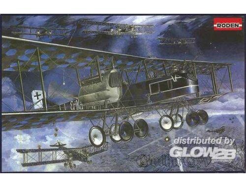 Roden Gotha G.V WW I 1:72 (016)