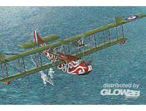 Roden Felixstowe F.2A early Version 1:72 (019)