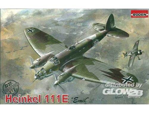 Roden He-111E ''Emil'' 1:72 (027)