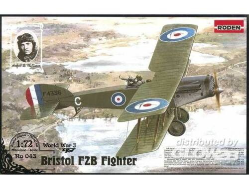 Roden Bristol F.2B Fighter 1:72 (043)