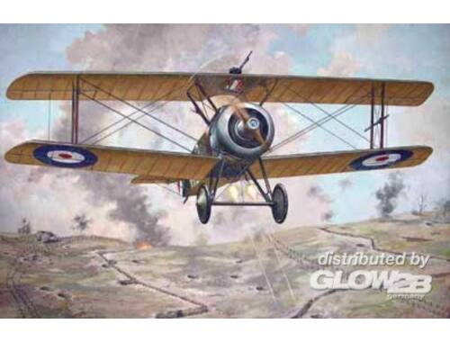 Roden Sopwith T.F.1Camel French Fighter 1:72 (052)