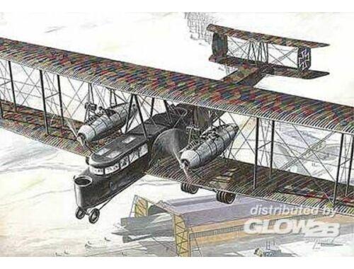 Roden Zeppelin Staaken R.VI 1:72 (055)