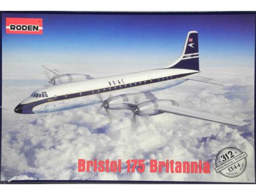 Roden Bristol 175 Britannia Series 300's 1:144 (312)