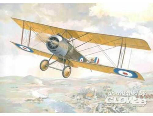 Roden Sopwith 1 1/2 Strutter single-seat bomber 1:48 (404)