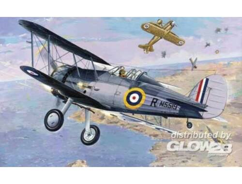 Roden Gloster Sea Gladiator 1:48 (405)