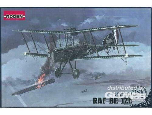 Roden RAF BE 12b 1:48 (412)