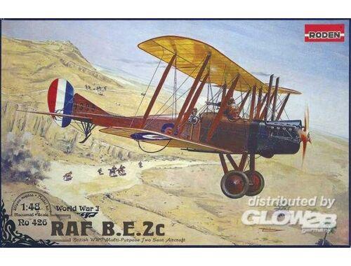 Roden RAF B.E. 2c 1:48 (426)