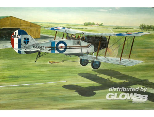 Roden Bristol F.2b Fighter Mk.IV 1:48 (428)