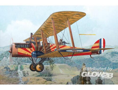 Roden Airco (de Havilland) DH4w/ Puma 1:48 (430)