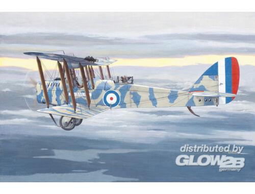 Roden De Havilland D.H.4 w/RAF 3a 1:48 (432)