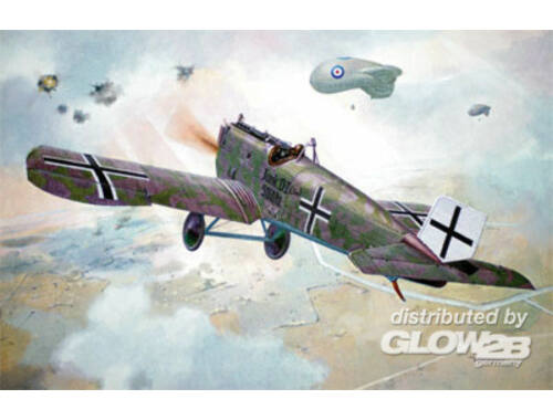 Roden Junkers D.I (early) 1/48 scale 1:48 (433)