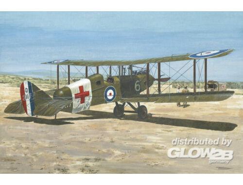 Roden De Havilland D.H.9 Ambulance 1:48 (436)
