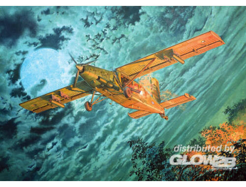 Roden Fairchild AU-23A Peacemaker 1:48 (439)