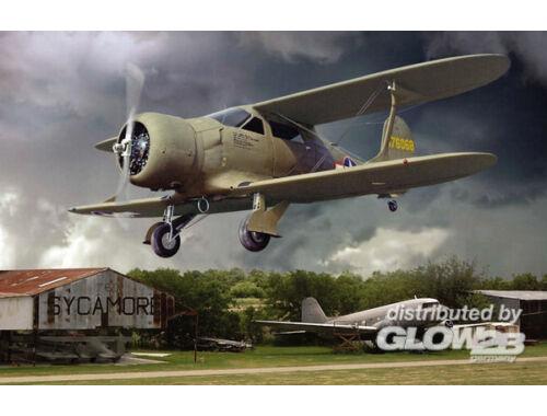 Roden Beechcraft UC-43 Staggerwing 1:48 (442)
